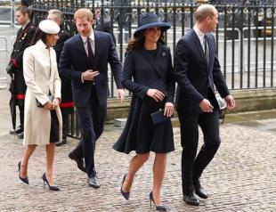 Разногласия в королевской семье: принц Гарри и Меган Маркл вынуждены переехать в другую резиденцию