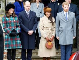 Инсайдеры озвучили возможные причины ссор герцогов Кембриджских и Сассекских