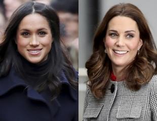Кенсингтонский дворец прокомментировал слухи о вражде между Кейт и Меган