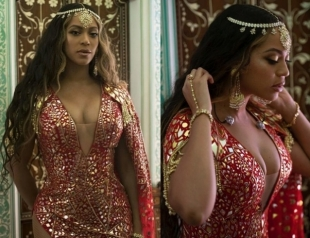 Бейонсе в роскошном образе выступила на свадьбе дочери индийского миллиардера (ФОТО+ВИДЕО)