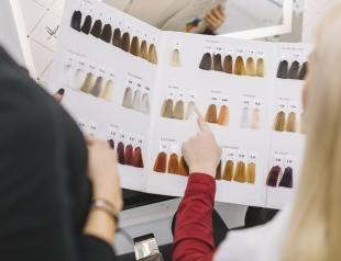 Колорирование волос: модная техника окрашивания