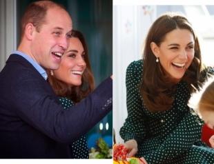 Новый официальный визит Кейт Миддлтон и принца Уильяма: детский госпиталь и центр помощи бездомным