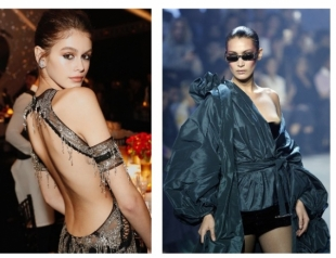 Белла Хадид VS Кайя Гербер: в Лондоне названа модель года (ФОТО)