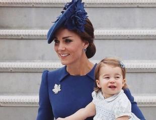 Кейт Миддлтон и принц Уильям поделились новыми фактами об увлечениях своих детей