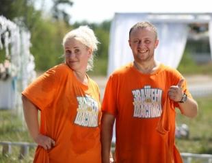"""Финалисты проекта """"Зважені та щасливі"""" похудели на 50 кг и готовятся стать родителями"""