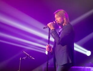 Концерт Олега Винника покажут на ТВ: когда и где смотреть