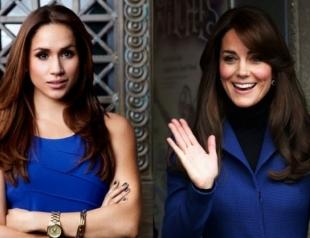 Инсайдеры королевской семьи: Кейт Миддлтон считает, что Меган Маркл использовала ее