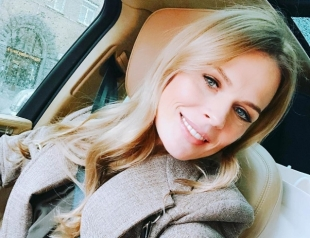 """Ольга Фреймут раскрыла секрет успеха: """"Улыбка всегда была моей силой"""" (ФОТО)"""
