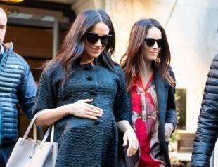 Меган Маркл в Нью-Йорке: герцогиня отметила с друзьями baby shower