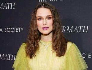 Кира Найтли в лимонном платье от Valentino блеснула на премьере в Нью-Йорке (ГОЛОСОВАНИЕ)