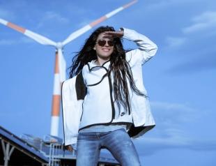 Певица Руслана поддержала международною акцию школьников #FridaysForFuturе