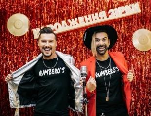 Группа RUMBERO´S феерично отметила день рождения на главной сцене Одессы (ФОТО)