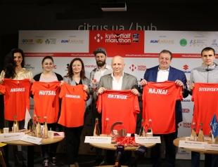 9th Nova Poshta Kyiv Half Marathon соберет более рекордное количество бегунов