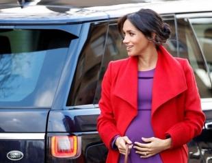 Из-за капризов беременной Меган Маркл уволился высококлассный королевский пилот
