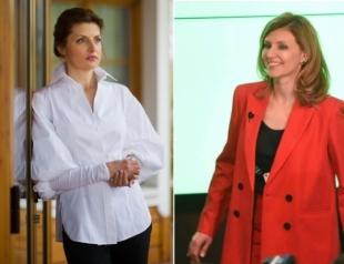 Елена Зеленская или Марина Порошенко: голосуем за самую стильную потенциальную первую леди