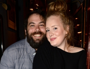 Певица Адель разводится с мужем после восьми лет отношений (ФОТО)