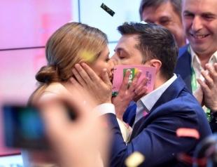 Владимир Зеленский стал президентом Украины: как звезды поздравили нового гаранта
