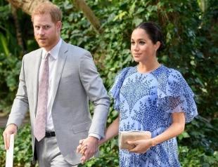 Принц Гарри отменил рабочие поездки из-за родов Меган Маркл