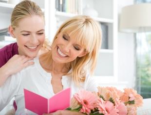 Что подарить маме в День матери? Топ-5 идей