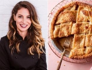 Закрытый американский яблочный пирог от Катерины Песковой (ЭКСКЛЮЗИВ)