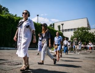 Как я два часа шла за голосом на Remote Kyiv от U!ZAHVATI