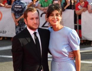 Надежда Оболенцева и Резо Гигинеишвили поженились