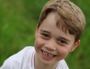 Принцу Джорджу исполняется 6 лет: новые фото королевского наследника