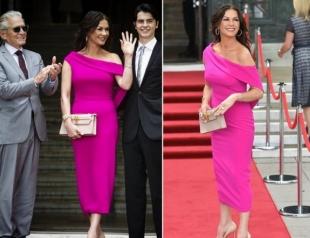 Роскошная Кэтрин Зета-Джонс принимает комплименты: новый образ актрисы (ГОЛОСОВАНИЕ)