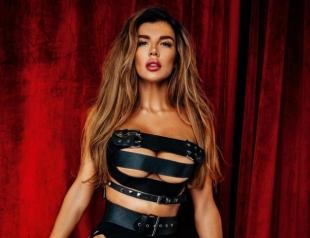 Знойная Анна Седокова появилась на обложке Playboy (ФОТО 18+)