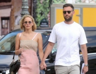 СМИ: Дженнифер Лоуренс и Кук Марони тайно поженились?