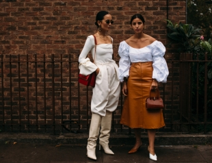 Наглядный пример: носибельные streetstyle-тренды с Недели моды в Лондоне