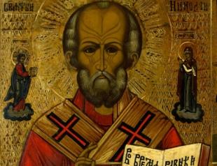 День святого Николая: топ 6 молитв Чудотворцу