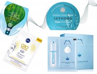 ТОП-12 тканевых масок для всех типов кожи
