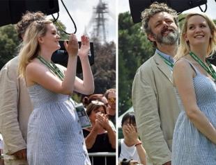 Майкл Шин и Анна Лундберг стали родителями!