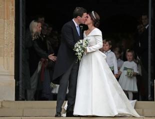 Принцесса Евгения трогательно поздравила супруга с первой годовщиной семейной жизни (ВИДЕО)