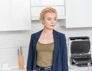 """Актриса Любовь Тищенко: """"Лучший советчик — это ты сам"""""""