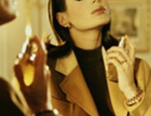 """Новинки парфюмерии: что такое """"парфюмерный гардероб""""?"""