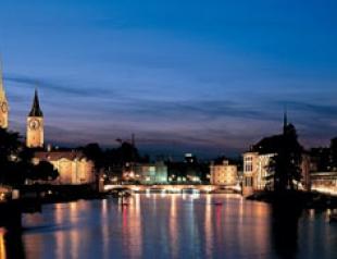 Цюрих – самый желанный город мира