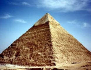 Гиганты Египта