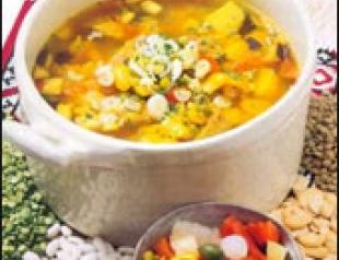 Суп из чечевицы: на все случаи жизни…