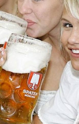 Пивная вечеринка по-женски