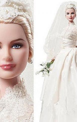 Появилась Барби в образе Грейс Келли