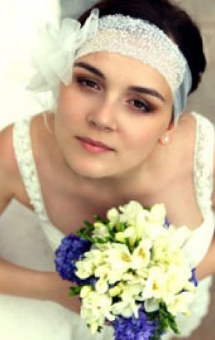 Самые модные свадебные букеты и бутоньерки-2011