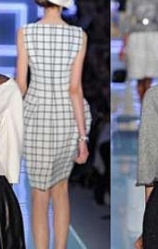 Christian Dior показал свою весну 2012. ФОТО