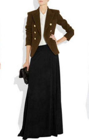 Деловой гардероб: мода по дням недели
