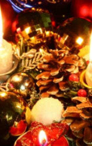 Новогодние поздравления теще и тестю