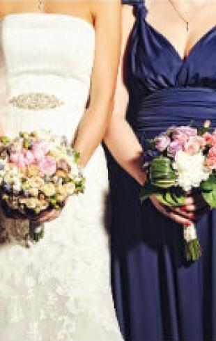 Цветовая гамма вашей свадьбы