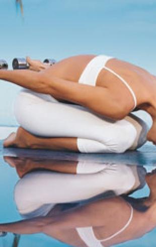 Готовим тело к отпуску:  топ 7 упражнений