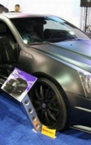 Самые оригинальные авто знаменитостей. Фото