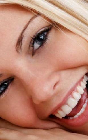 Твердая пища сохранит зубы здоровыми